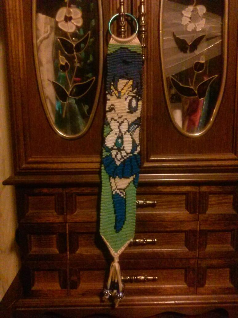 Sailor Mercury by KyuuTatsu