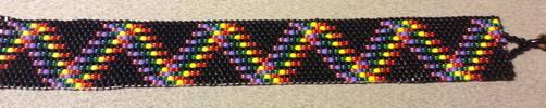 Rainbow spiral by KyuuTatsu