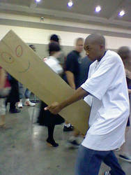 Jonny and Plank Otakon 2009 by 7tails