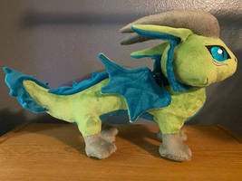 Green Long Dragon