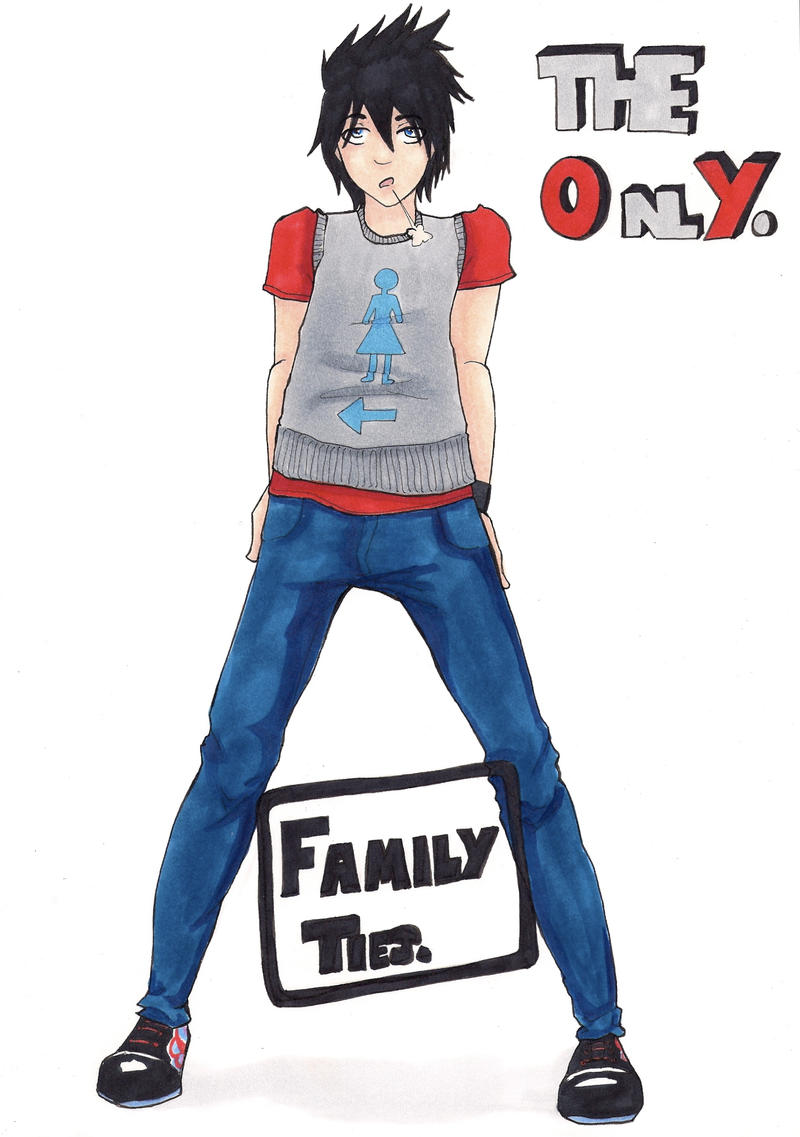 The Only- Family Ties 1 by Arakida-Ayano