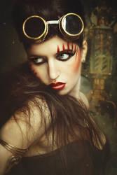 Steampunk by MerCeePhotography