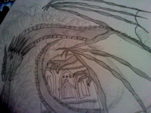 Fall of Gondolin by Nethernar