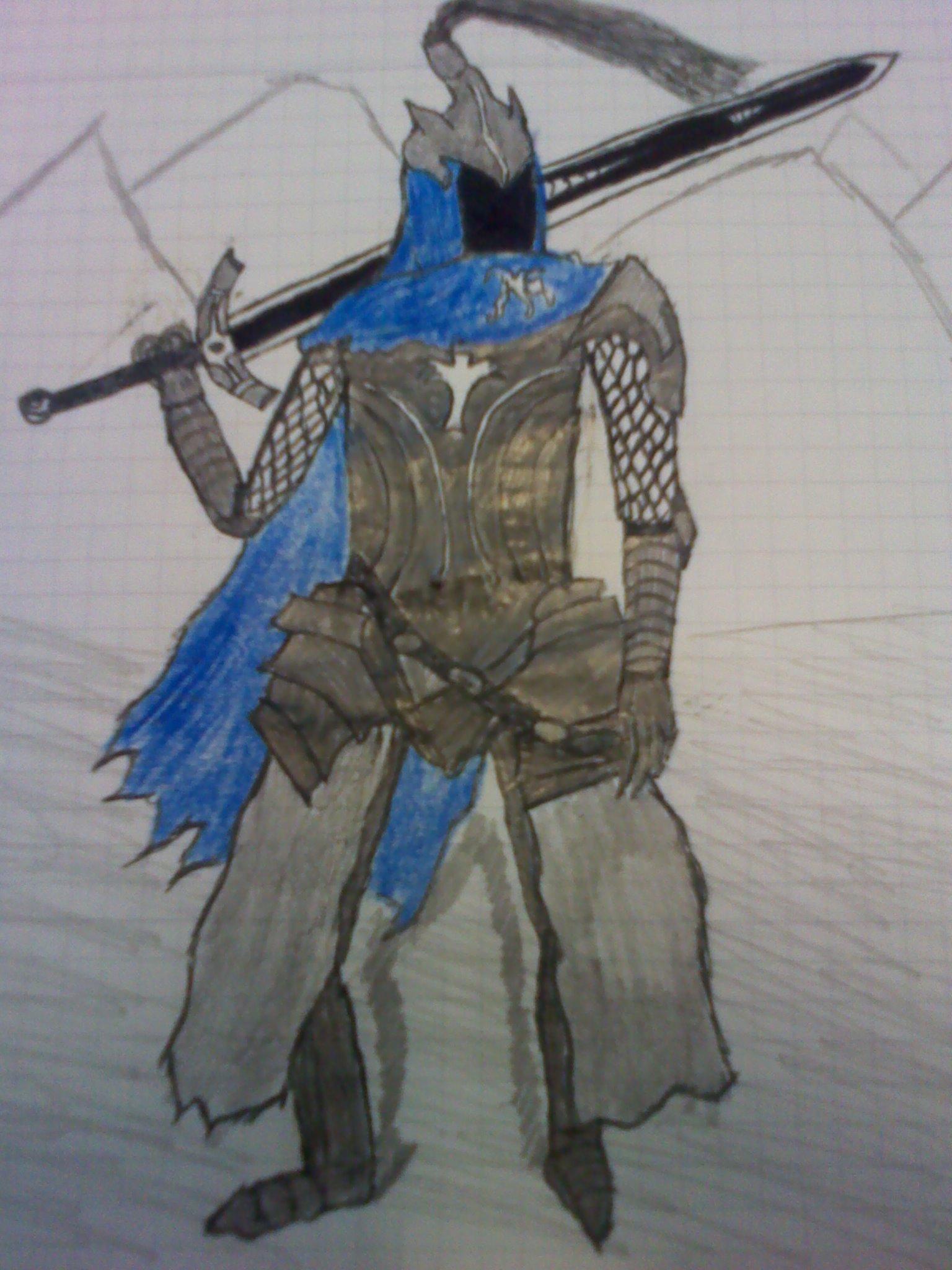 Artorias mk. 2 by Nethernar