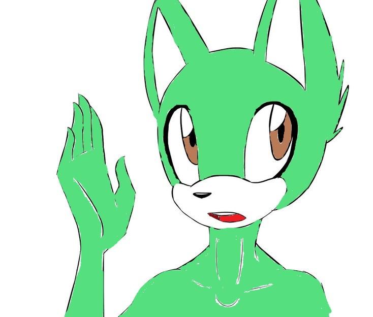 I 'm raul coyote by raulmeleev2
