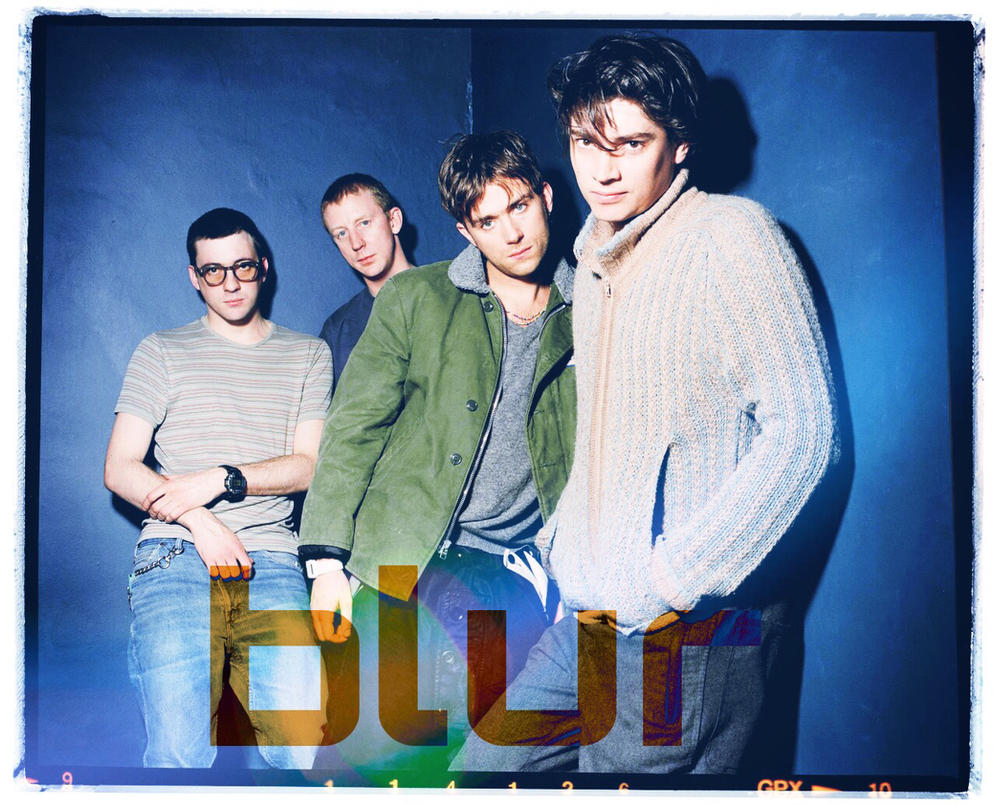 BLUR BAND WALLPAPER by SuperTibby123