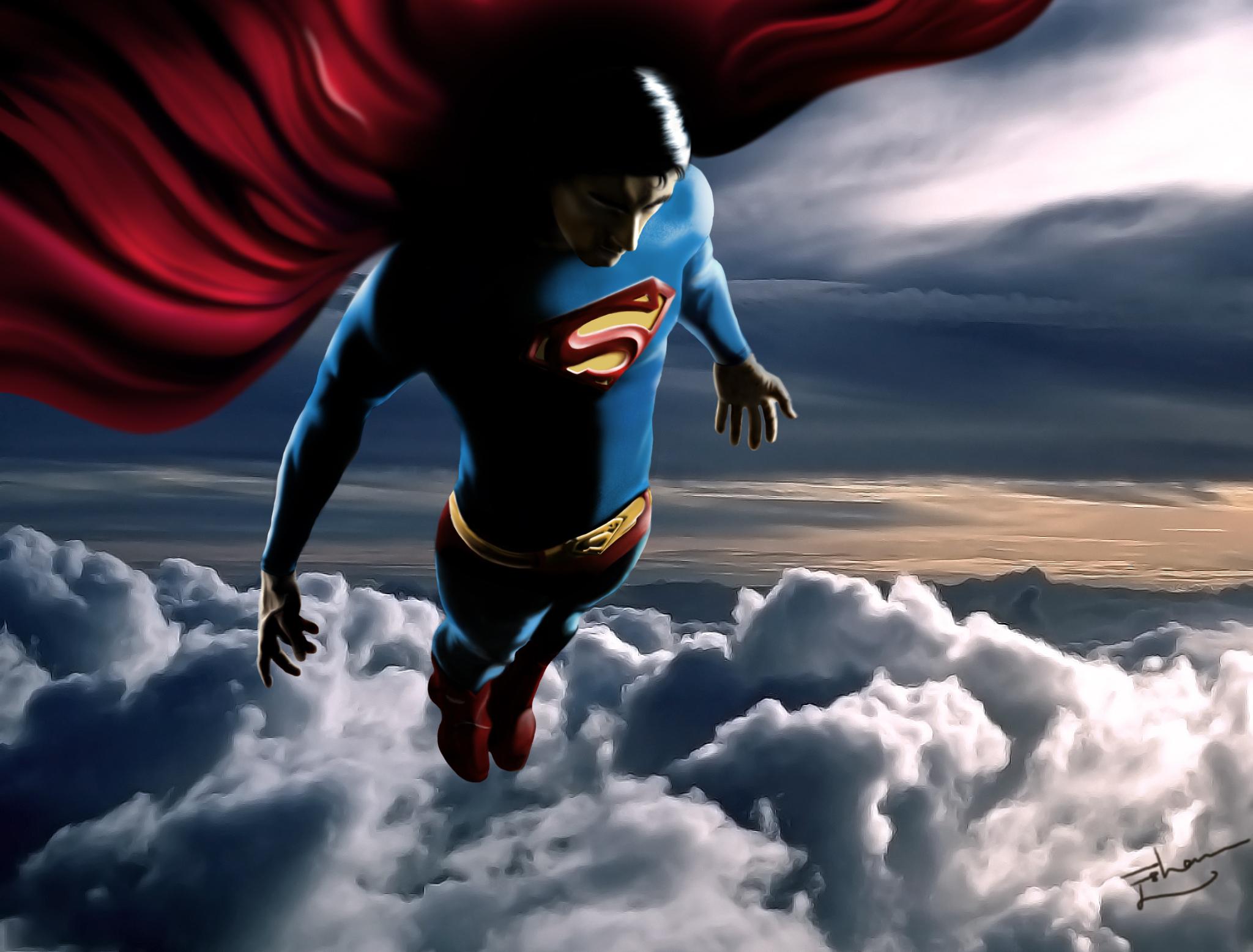 Superman Returns by eshan309 on DeviantArt