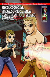 B.I.T.C.H. Squad issue 5 by comicsINC