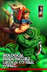 B.I.T.C.H. Squad issue 1 by comicsINC
