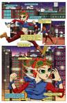 B.I.T.C.H. Squad 1 page 1 by comicsINC