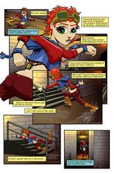 B.I.T.C.H. Squad 1 page 6 by comicsINC