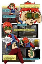 B.I.T.C.H. Squad 1 page 11 by comicsINC