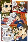 B.I.T.C.H. Squad 4 page 2 by comicsINC