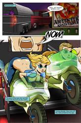 B.I.T.C.H. Squad 5 page 16 by comicsINC