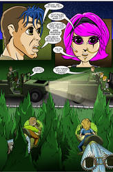 B.I.T.C.H. Squad 5 page 17 by comicsINC