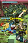 B.I.T.C.H. Squad 7 page 1 by comicsINC