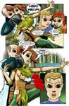 B.I.T.C.H. Squad 7 page 20 by comicsINC