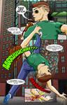 B.I.T.C.H. Squad 8 page 5 by comicsINC