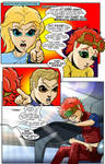 B.I.T.C.H. Squad 9 page 13 by comicsINC