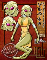 ARIEL - Character Bio by comicsINC