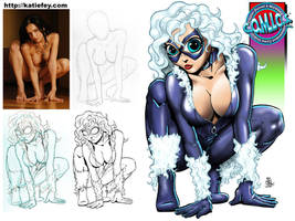 blackcat -- toon style by comicsINC