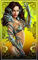 Witchblade by comicsINC