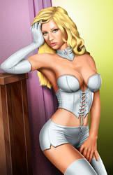 EMMA FROST by comicsINC