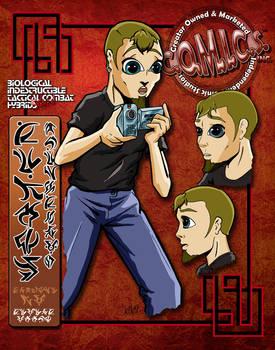 STYLEZ - Character Bio