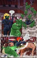 B.I.T.C.H. Squad 10 page 17 by comicsINC