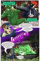B.I.T.C.H. Squad 10 page 19 by comicsINC