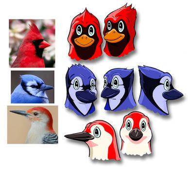 Birds of May - modelsheet01