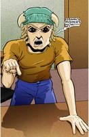 B.I.T.C.H. Squad 13 page 1 by comicsINC