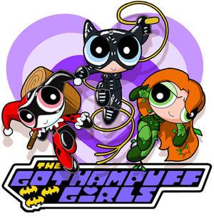 Gotham Puff Girls