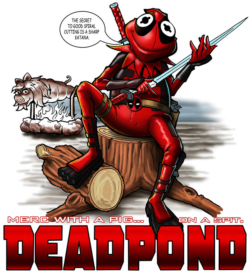 DeadPond by comicsINC