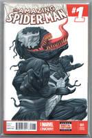 Venom Original Sketch cover by comicsINC