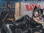 All Star BATMAN Sketch cover