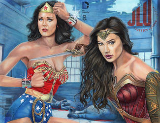 JLU Wonderwoman