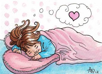 Sleepy Hearts by sohalia
