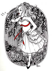 My Pretty Lady by sohalia