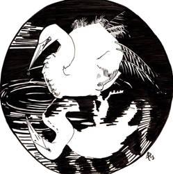 Crane by sohalia