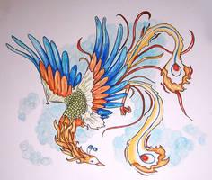 Phoenix by sohalia