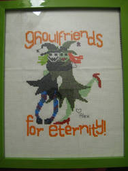 'Ghoulfriends for Eternity'