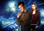 Doctor And Amy WP
