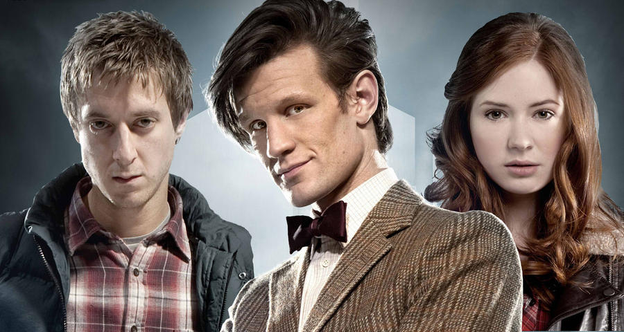 Doctor Who S6WP - Group by drawingdream