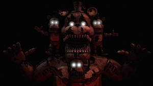 [sfm fnaf 4] Nightmare Freddy and the freddles