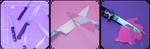 Knife aesthetic {F2U Divider} by PastelM-onsters