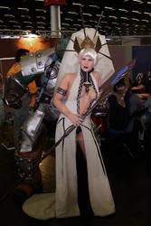 Cosplay - Gatekeeper Jasmine (Lineage 2)