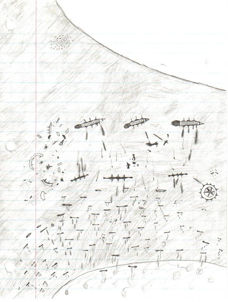 Bombardment of Zedello by Dr-Morph