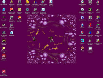Dissociation Desktop by Dr-Morph