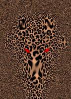 Hidden Wolf by Dr-Morph